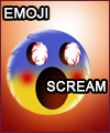Emoji Scream
