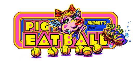 Mommy's Best Games | Pig Eat Ball